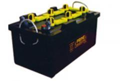 Hard Rubber Tubular Stationery Battery Series