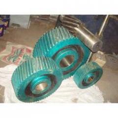 Heavy Duty Industrial Gears