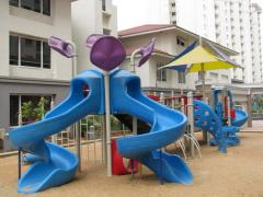 Outdoor play ground equipment