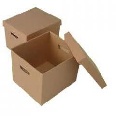 Plain Die Cut Boxes
