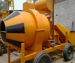 Mobile Concrete Batching Plant (ACS - 10)