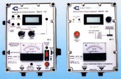Weather Monitoring Wind Alarm Control system