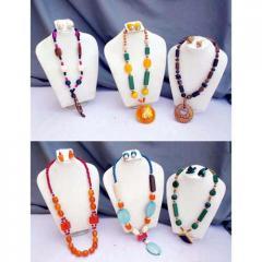 Bone & Conical Jewellery