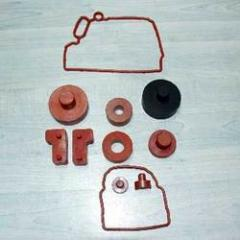 Masking Pads & Gaskets for Automotive Engine Testing