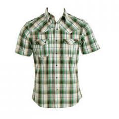 Men's wear - Check shirts