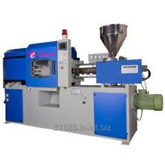 Screw Type Plastic Injection Molding Machine