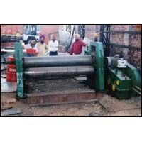 Hydraulic Straightening Machines