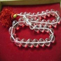 Sphatik kantha malas (Big beads)