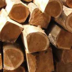 Special Ghana Teak Wood