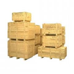 Wooden Material Packing