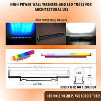 LED Tube And Wall Washers