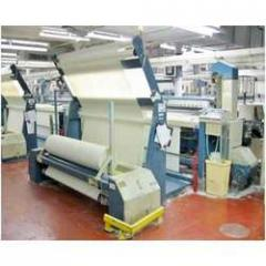 Air jet weaving machines