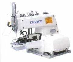 Single Thread Chain Stitch Button Sewing Machine