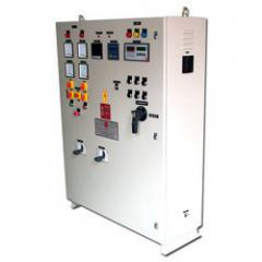 Electrical panels and automation