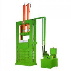 Hydraulic Bailing Press Twin Cylinder