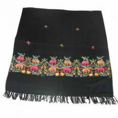 Hand Embroidered Stoles