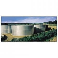 Galvanised Storage Tank (Single Skin)