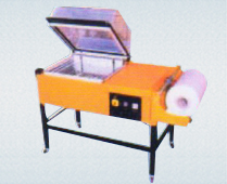 Shrink wrapping machines - SWM-603 (Shrink Chamber)