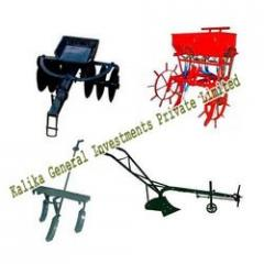 Animal Driven Implements