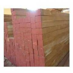 Industrial wooden products - Sizes