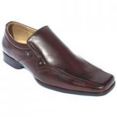 Men's brown formal shoe