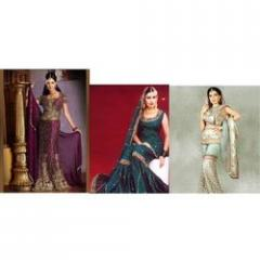 Bridal clothes - Gharara