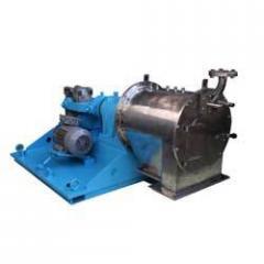 Mechanical Pusher Centrifuge
