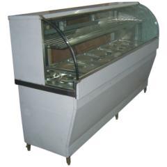 Hot Bain Marie Counter