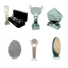 Crystal products