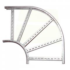 Curve Ladder Type Right Angle Bend