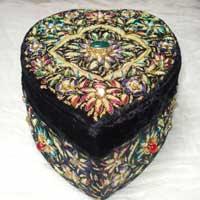 Handmade Jewellery Boxes