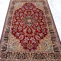 Woolen Single Knot Carpets