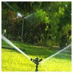 Overhead Sprinkler Irrigation