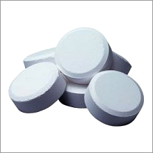 Halazone tablets for water purification