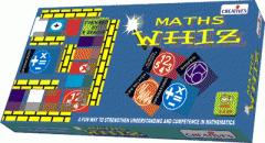 Board game - Maths Whiz