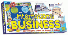 Board game - International business
