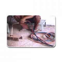 Welding Pipe (Red & Blue )