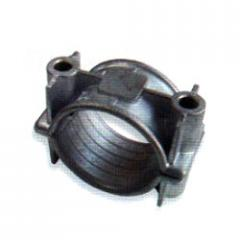 Aluminium Two Bolts Cable Cleats