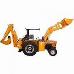 Loader Backhoe Attachment