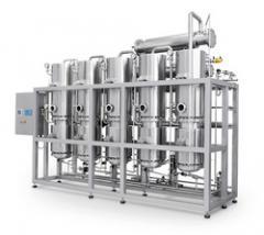Multi Column Distillation Unit