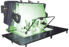 Platen Punching Machine
