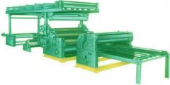 Two Ply Combined Corrugating Machine