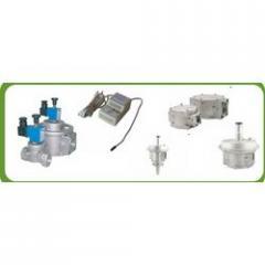 Natural Gas Solenoid Valves