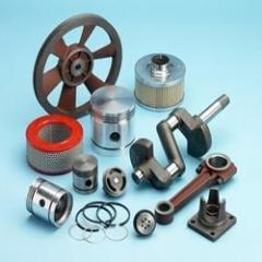 Steel castings - Compressor parts