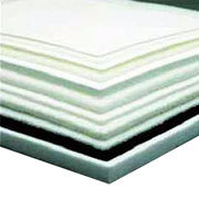 Porous Plastic Filter Sheets for Fluidizing