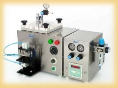 Wax injector