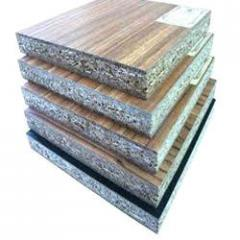 Plain & Pre-Laminated Particle Boards