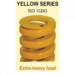 Yellow Series Springs