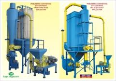 Grains Grinding System
