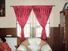 Curtains and Insect Net